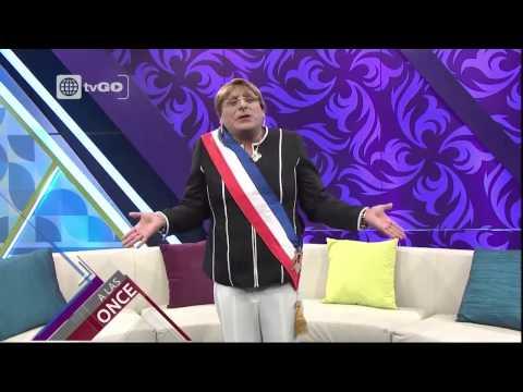 Carlos Alvarez - Michelle Bachelet- 23-02-2015