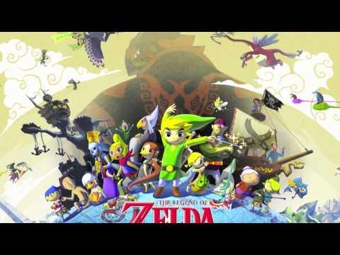 The Legend of Zelda - Wind Waker HD Music: Staff Credits
