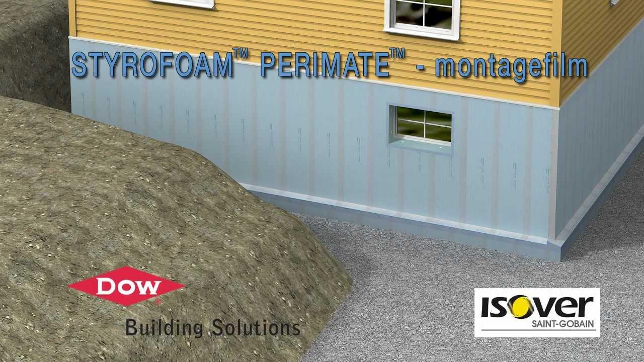 isolera yttervägg med frigolit