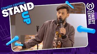 Nando Viana não conseguiu manter o SEGREDO! | Stand Up no Comedy Central