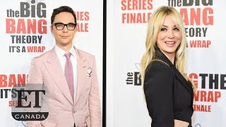 'The Big Bang Theory' Cast Celebrate Series Finale