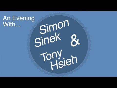 Simon Sinek & Tony Hsieh - Zappos Insights Presents.. (2017)
