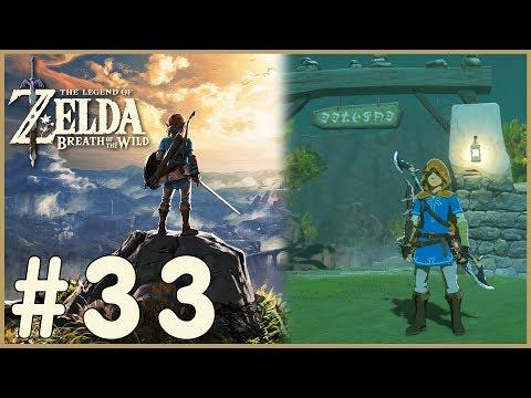 Zelda: Breath Of The Wild - Tarrey Town (33)
