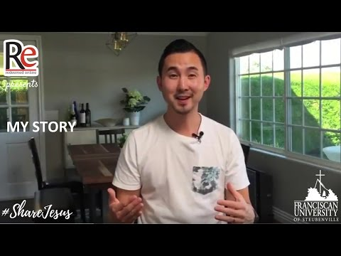 My Story - Paul J  Kim #ShareJesus Lent Video 33