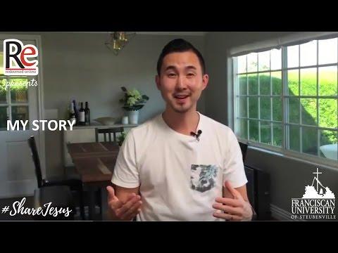 My Story - Paul J  Kim #ShareJesus Lent Video 33
