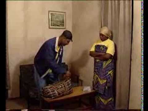 ACROSS THE BOARDER PART 1- Nigerian Nollywood Movie