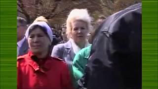 Евангелизационное служение церквей ЕХБ Одессы. Пасха 1999 год.