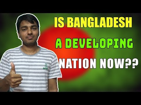 "Bangladesh Out of LDC (Least Developed Countries) (Graduation) Latest Report || ""SHONAR BANGLA"" Ep09"