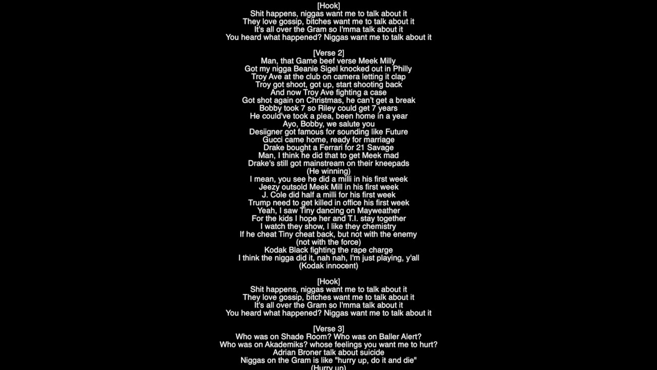 (Full Lyrics) Rap Up 2016 Uncle Murda - YouTube