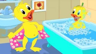 kids tv channel | colorful duck song for kids | duck song | bath song for children | original songs
