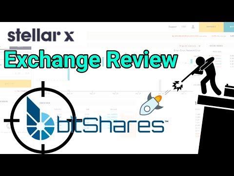 StellarX Review, Tutorial and Walk-through