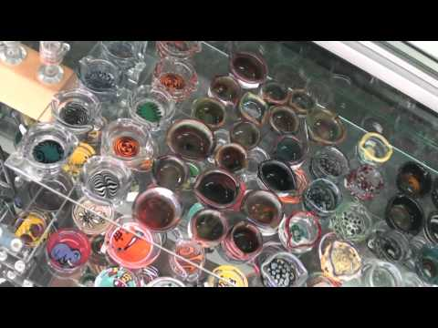 HIGH END SMOKE SHOP TOUR: Aqua Lab Technologies