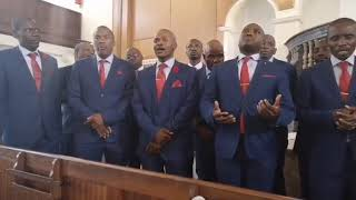 Gambar cover Advent King's Chorale @Germiston SDA Church ~Johannesburg South Africa.