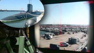 A Peek Inside Navy