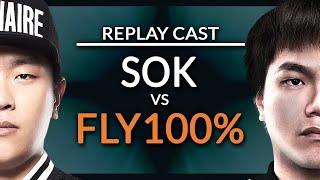 [H] Sok vs. Fly100% [O] - NetEase Replay Cast