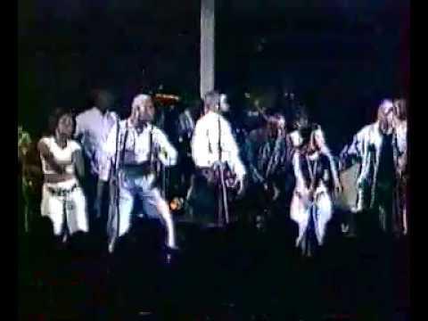 Wenge Musica 4X4 BCBG - Live à Aquaboulevard Likofi Ya Ngombé (Entier) 1995 VHS