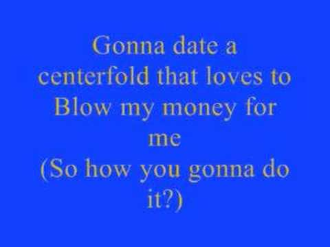 Nickelback - Rockstar + Lyrics