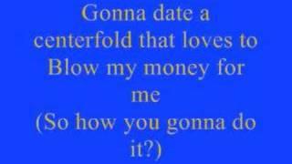 Nickelback Rockstar Lyrics