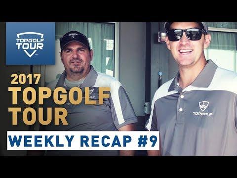 Week 9 Recap | 2017 Topgolf Tour | Topgolf