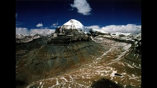 Гора Кайлас - священная гора загадок Тибета.  Фоторепортаж.