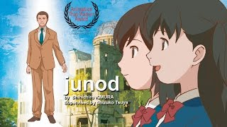 JUNOD by Shinichiro Kimura Showcase at Animation Day in Cannes
