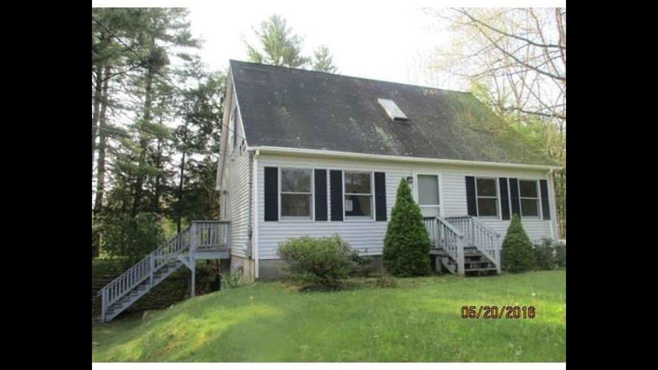 Homes For Sale 65 Nichols Rd Barre Ma 01005 Youtube