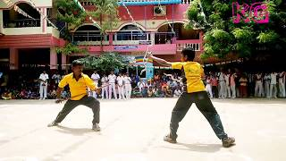 Top 4 - Ancient Tamil martial arts performed by kids