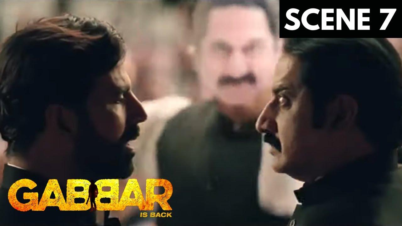 Download Gabbar Is Back   Scene 7   Gabbar Vs Digvijay Patil      Akshay Kumar   Shruti Hassan   Sunil Grover