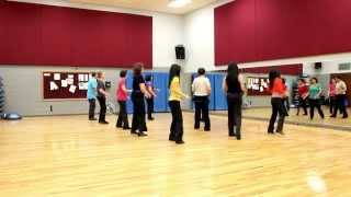Homegrown - Line Dance (Dance & Teach in English & 中文)