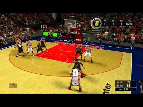 NBA 2K18 MYCAREER XBOX HD 1080P GAMEPLAY
