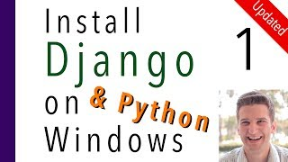 Install Django and Python on Windows 1 of 7 -- Install Python & Pip on Windows(Install Django and Python On Windows (Episode 1 of 7) Install Python & PIP. Installation Guide: ..., 2014-06-20T03:03:48.000Z)
