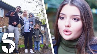 Rich Kid Thinks Poor People Are Like Dirt | Rich Kids Go Skint | Channel 5