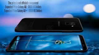 Thông số kỹ thuật và cấu hình của hai chiếc Samsung A8 | A8 Plus