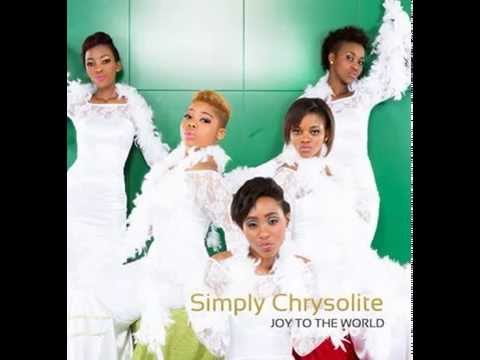 Simply Chrysolite Holiday Single  - Joy To The World 2014