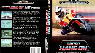Super Hang-On (Sega Mega Drive / Sega Genesis) - (Soundtrack - 03 - Sprinter)