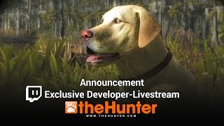Hunting Dog - Thehunter 2015 -labrador Retriever Livestream