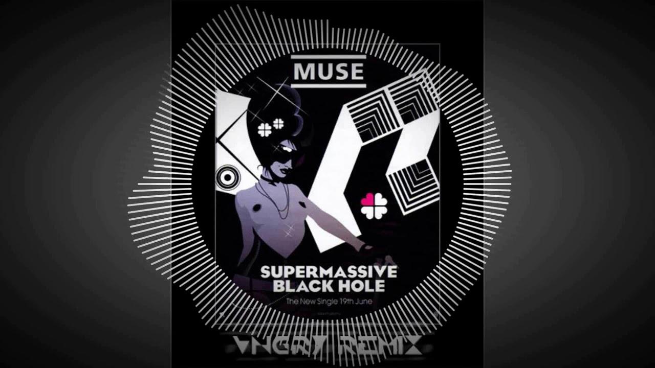supermassive black hole muse - 1280×720