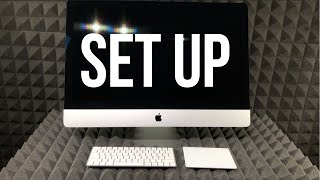 27-inch iMac with Retina 5K display Set Up Guide