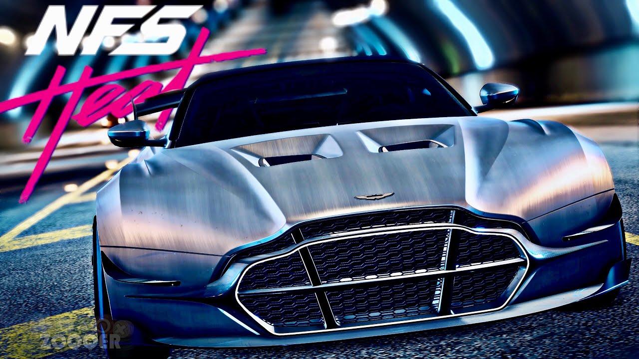 Neuer Aston Martin Db11 Volante Tuning Need For Speed Heat Youtube