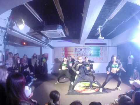 HK Rootsrider Vol.2 [Guest Performance] Macau Foot