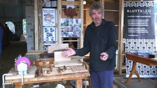 Craftsman And Fine Furniture Maker Charles Beresford