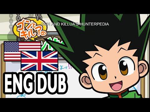 Every Hunter x Hunter Hunterpedia (eng DUB) And Greed Island Tutorial | ENGLISH DUBBED