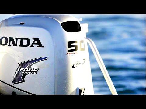 Почему лодка дельфинирует?(поговорим и разберем на примере  лодки прогресс 4 и хонда 50)