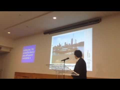 Cornell Tech Andrew Winters On Use Of Barges For Roosevelt Island Campus Construction