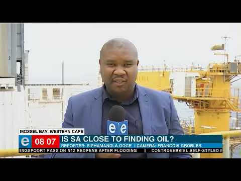 Is SA close to finding oil?