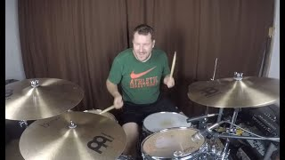 Green Day - 86 + Panic Song + Stuart and the Ave. - (Drum Cover) Insomniac Part 3
