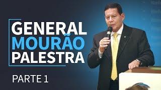General Mourão - Visão e Estratégia de Governo - Parte 1