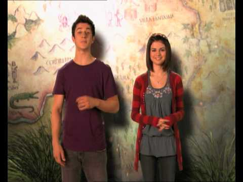 Wizards of Waverly Place The Movie - Behind the Scenes   Official Disney Channel UK
