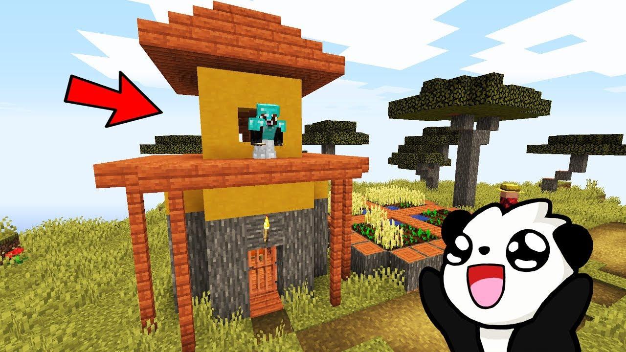 AM GASIT CEL MAI FRUMOS SAT | Minecraft SMP cu Nociv