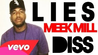 Quentin Miller - Lies (Meek Mill Diss) #DRAKE #GHOSTWRITER